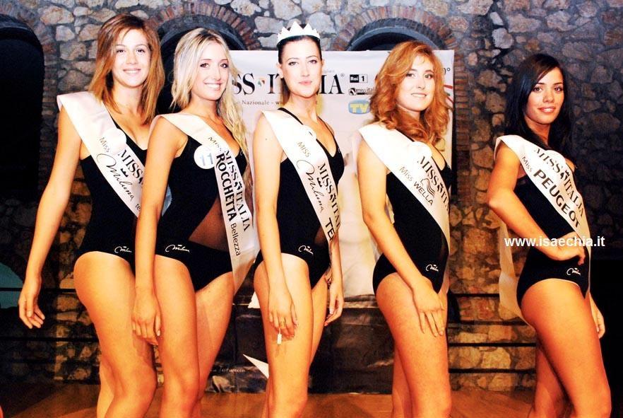 Jessica Auriemma a Miss Italia
