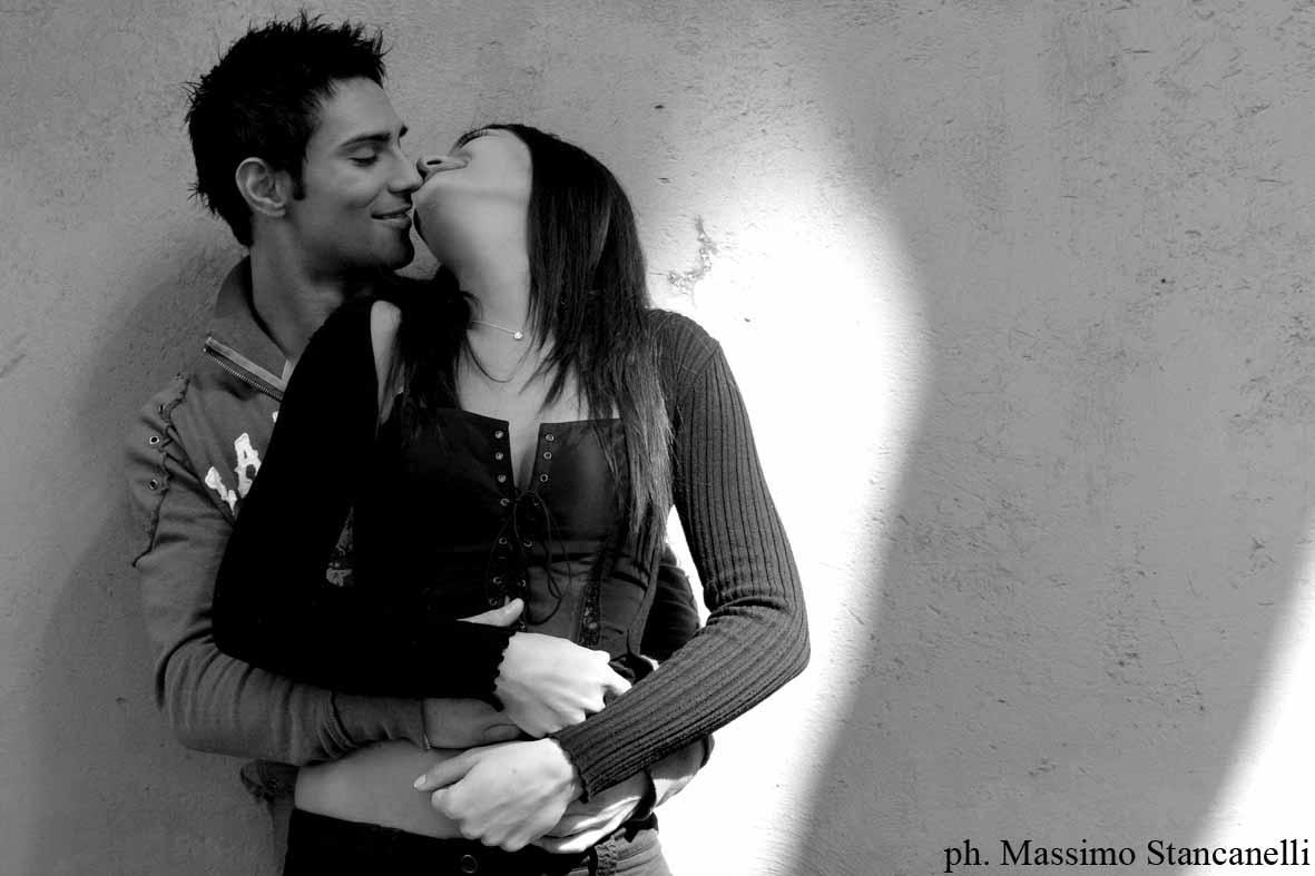 Alessandro Genova e Simona Marotta