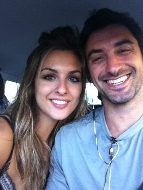 Angelica Livaghi e Ferdinando Giordano