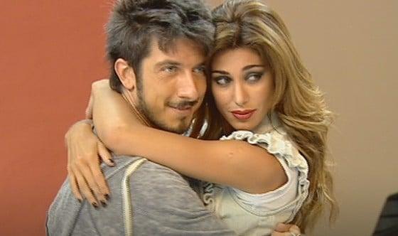 Belen Rodriguez e Paolo Ruffini