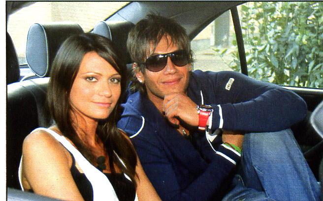 Diego Conte ed Annalisa Michetti