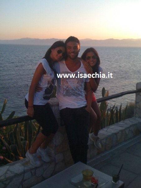 Marco Meloni, Valeria Bigella e Rita
