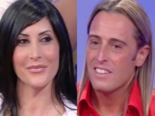 Samuele Mecucci e Luana Pellecchia