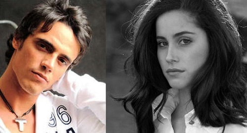 Sara Cimadamore e Marco Montefiori