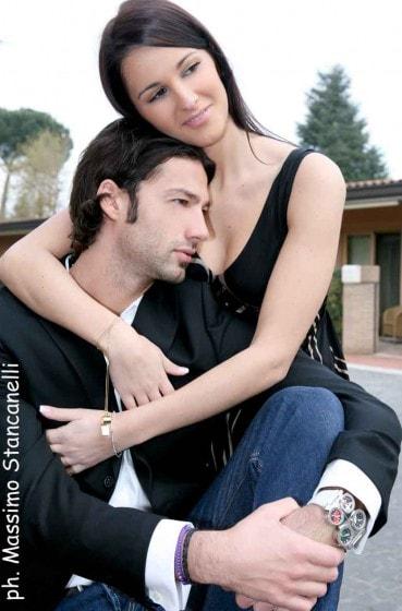 Silvia Rigon e Nicola Paolinelli