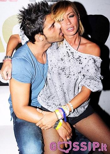 Alessio Lo Passo e Irene Capuano