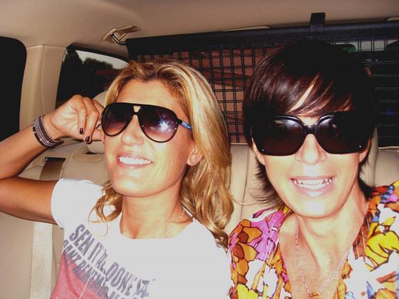 Barbara Barbieri e Raffaella Zardo