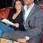 Costantino Vitagliano ed Alessandra Pierelli