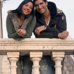 Giorgio Alfieri e Martina Luciani