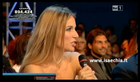 Giovanni Conversano a Miss Italia