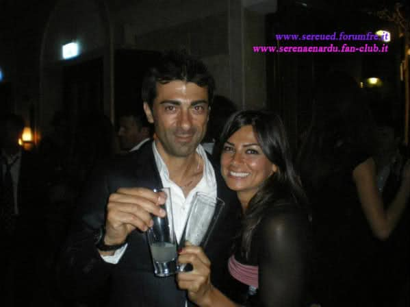 Serena e Gianfranco Enardu