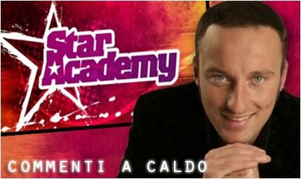 'Star Academy': commenti a caldo