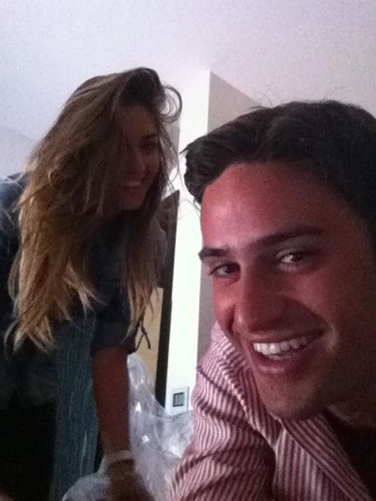 Chiara Sammartino e Gabrio Gamma