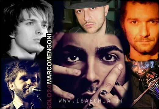 Marco Mengoni e le collaborazioni nel nuovo album Solo 2.0