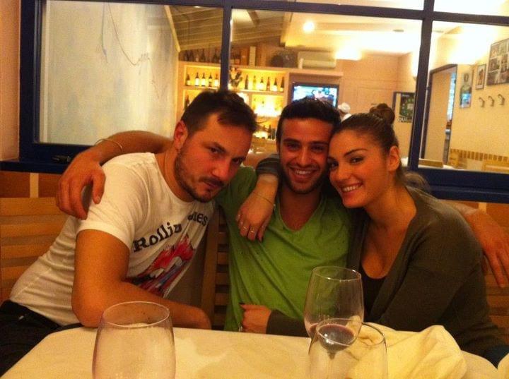 Andrea Spadoni,Gabrio Gamma e Chiara Sammartino