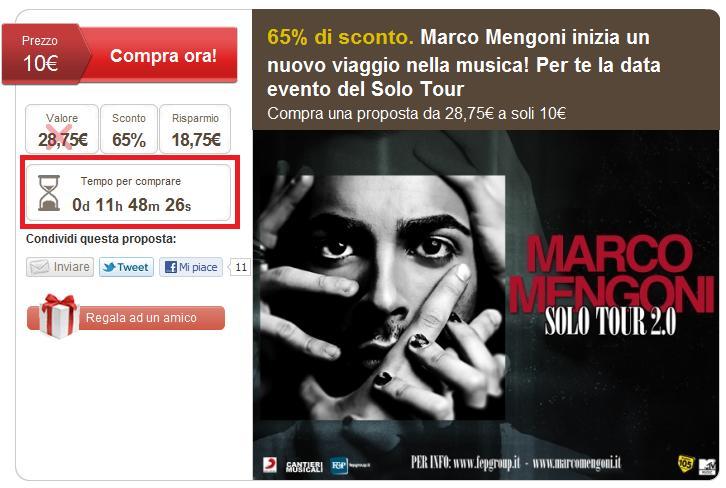 Marco Mengoni Solo Tour