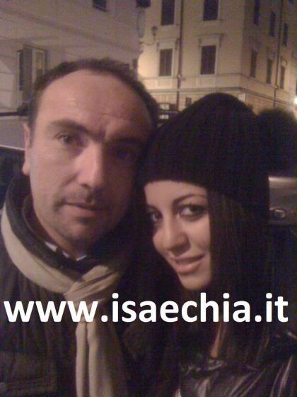 Ugo Autuori e Floriana Messina