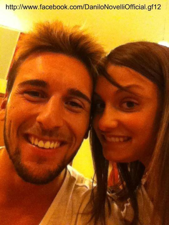 Danilo Novelli e Angela