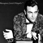 Marco Mengoni in concerto al Palapartenope