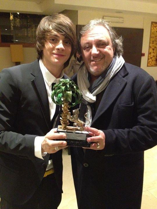 Alessandro Casillo e Roberto Cenci