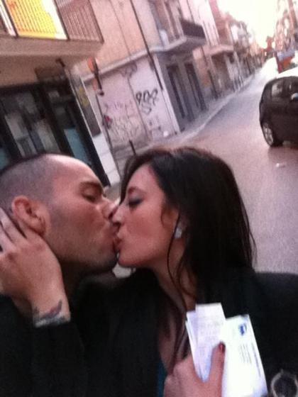 Alessandro Muriglio e Raffaella Papa