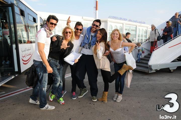 Giulia Montanarini,Matteo Guerra, Luca Di Tolla e Francesca De Andrè