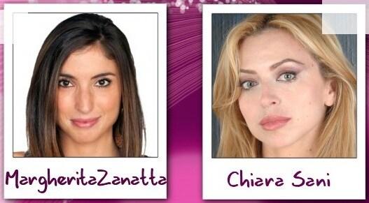 Somiglianza tra Margherita Zanatta e Chiara Sani