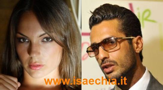 Fabrizio Corona e Sarah Nile