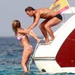 Francesco Totti ed Ilary Blasi