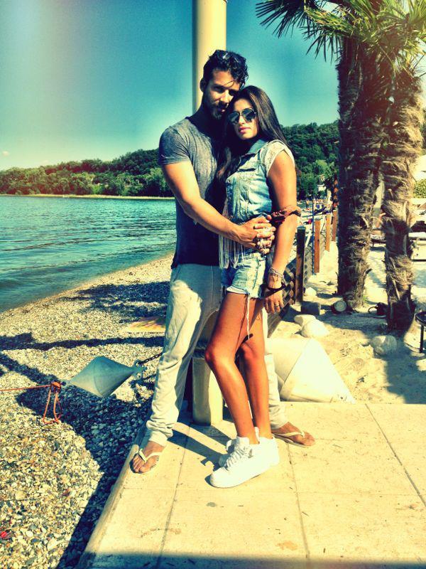 Valentina Lanotte e Yassine Mokdad