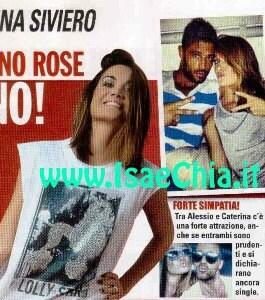 Caterina Siviero Alessio Lo Passo Se Sono Rose Fioriranno Isa E Chia