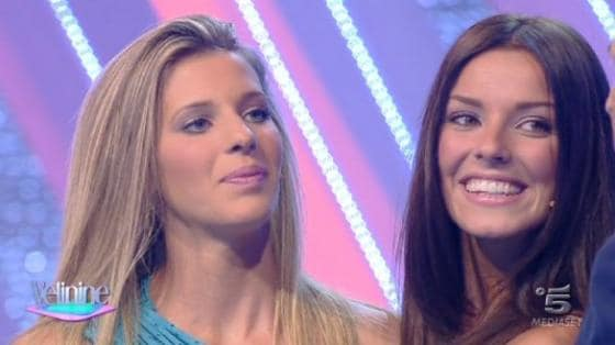 Alessia Reato e Giulia Calcaterra