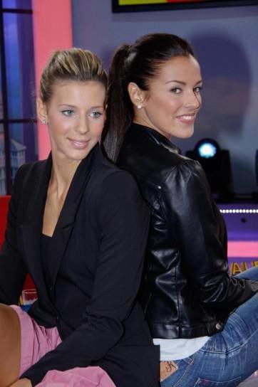 Giulia Calcaterra ed Alessia Reato