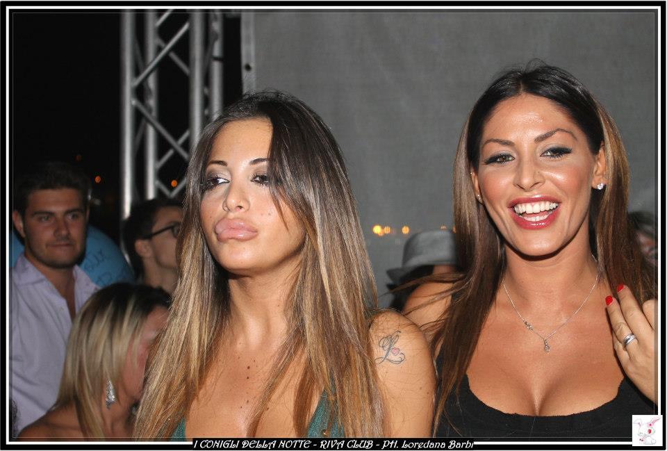 Guendalina Tavassi e Floriana Messina