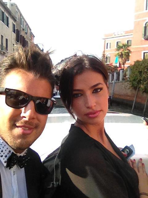Valentina La Notte e Yassine Mokdad