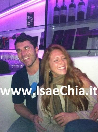 Diego Ciaramella e Beatrice Presta