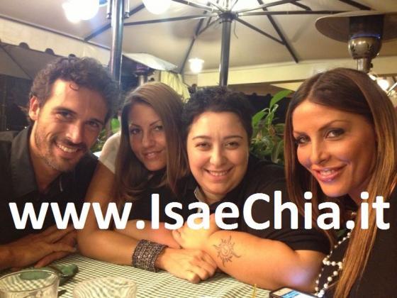 Eliana Michelazzo, Guendalina Tavassi, Paola D'Andrea e Aron Marzetti