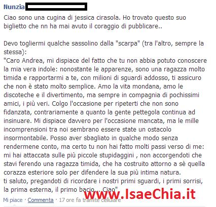 Lettera Ad Una Cugina Powermall