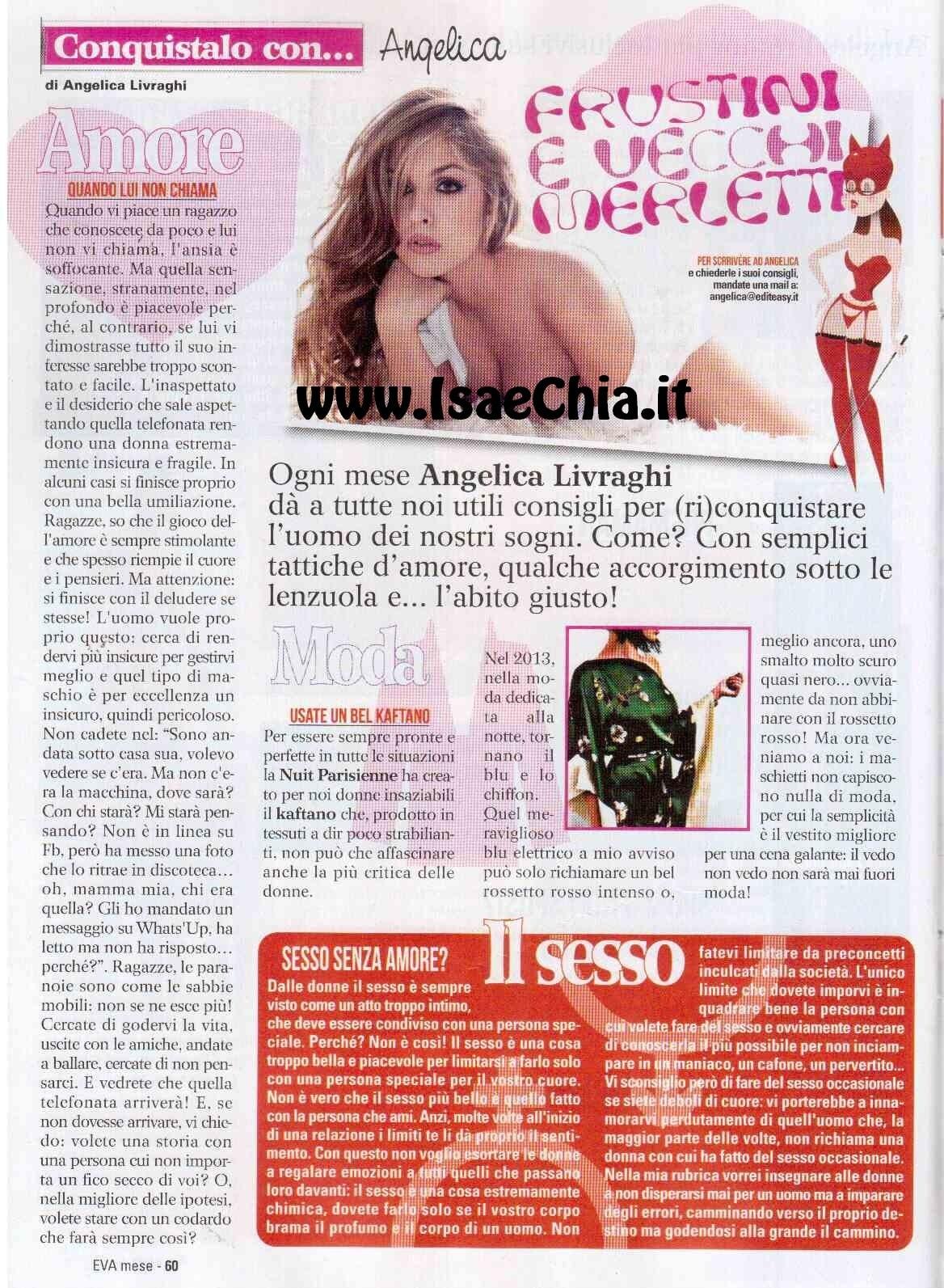 Angelica Livraghi Nude Photos 24