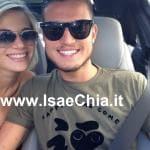 Cristina Mogorean e Mattia Desole