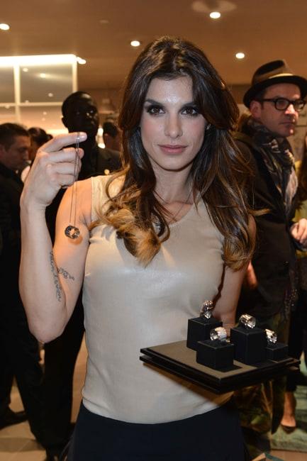 Elisabetta canalis diventa designer di gioielli foto for Designer di gioielli