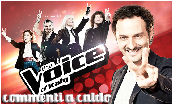 'The Voice of Italy': commenti a caldo