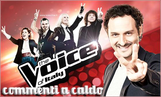 'The Voice of Italy': commenti a caldo
