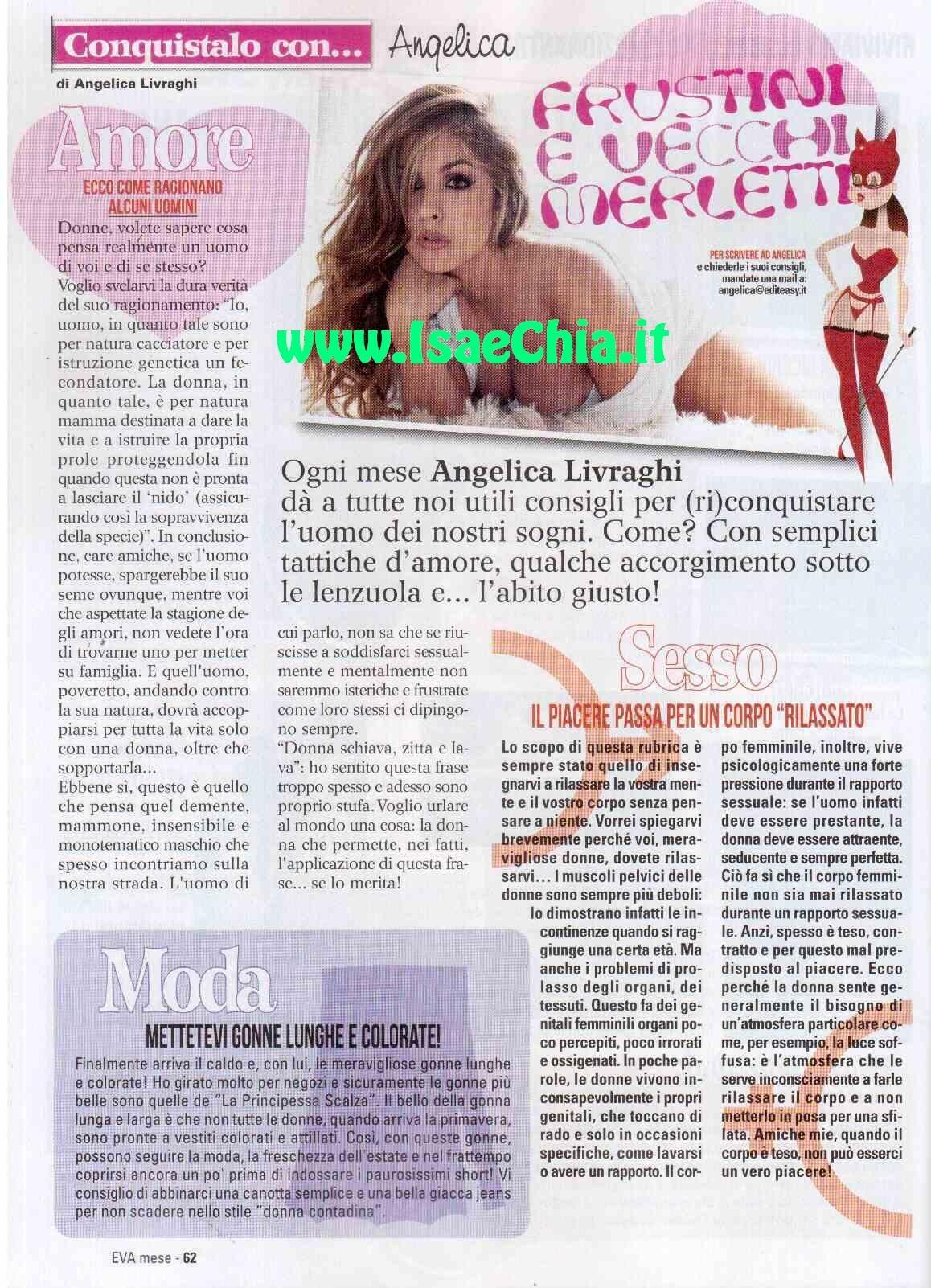 Angelica Livraghi Nude Photos 52