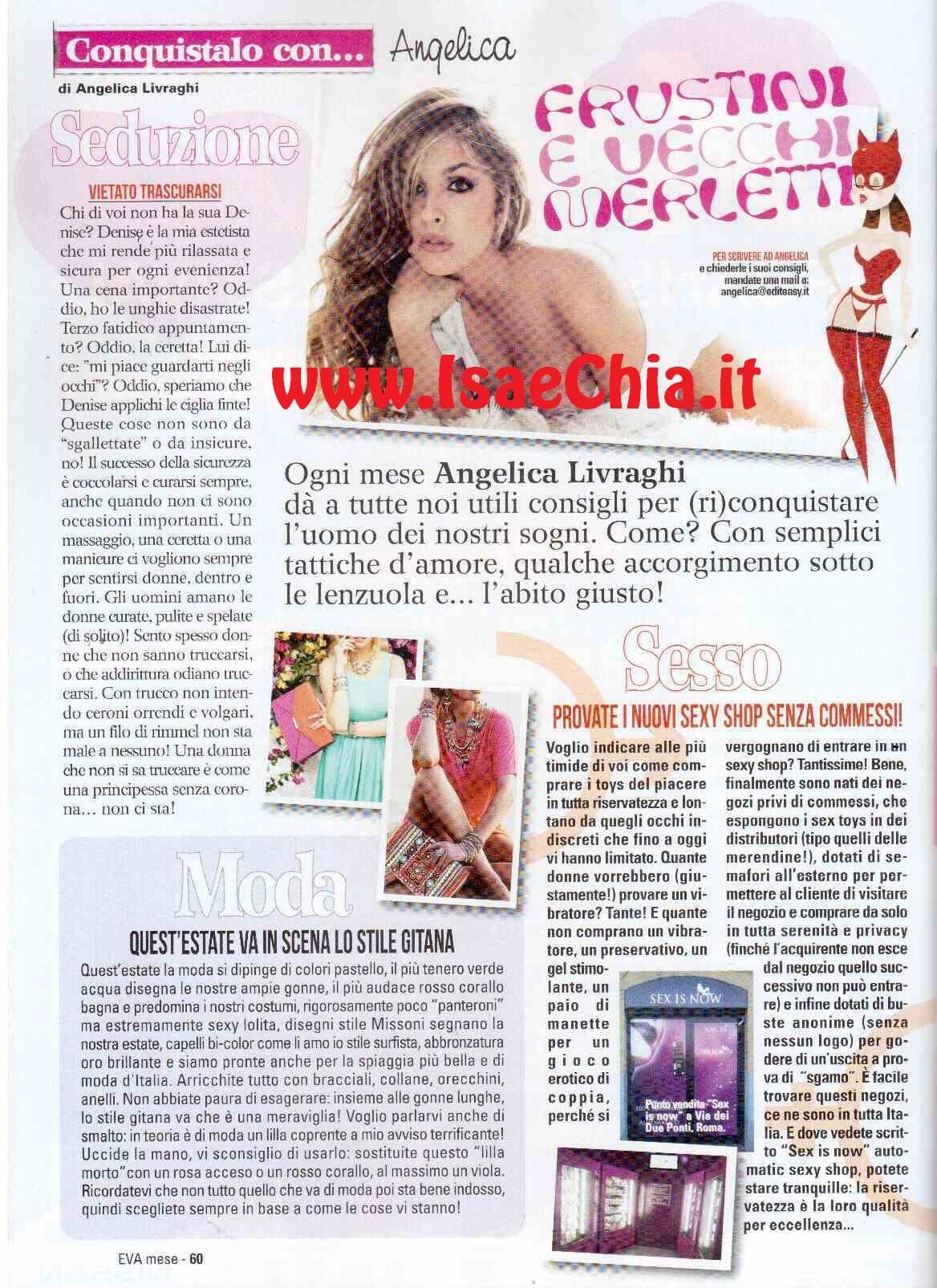 Angelica Livraghi Nude Photos 22