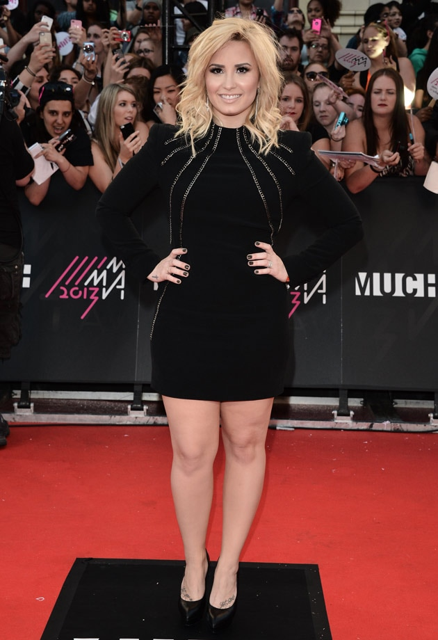 MuchMusic Video Awards 2013 - Demi Lovato