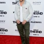 'This Is The End' Premiere - Peter Facinelli