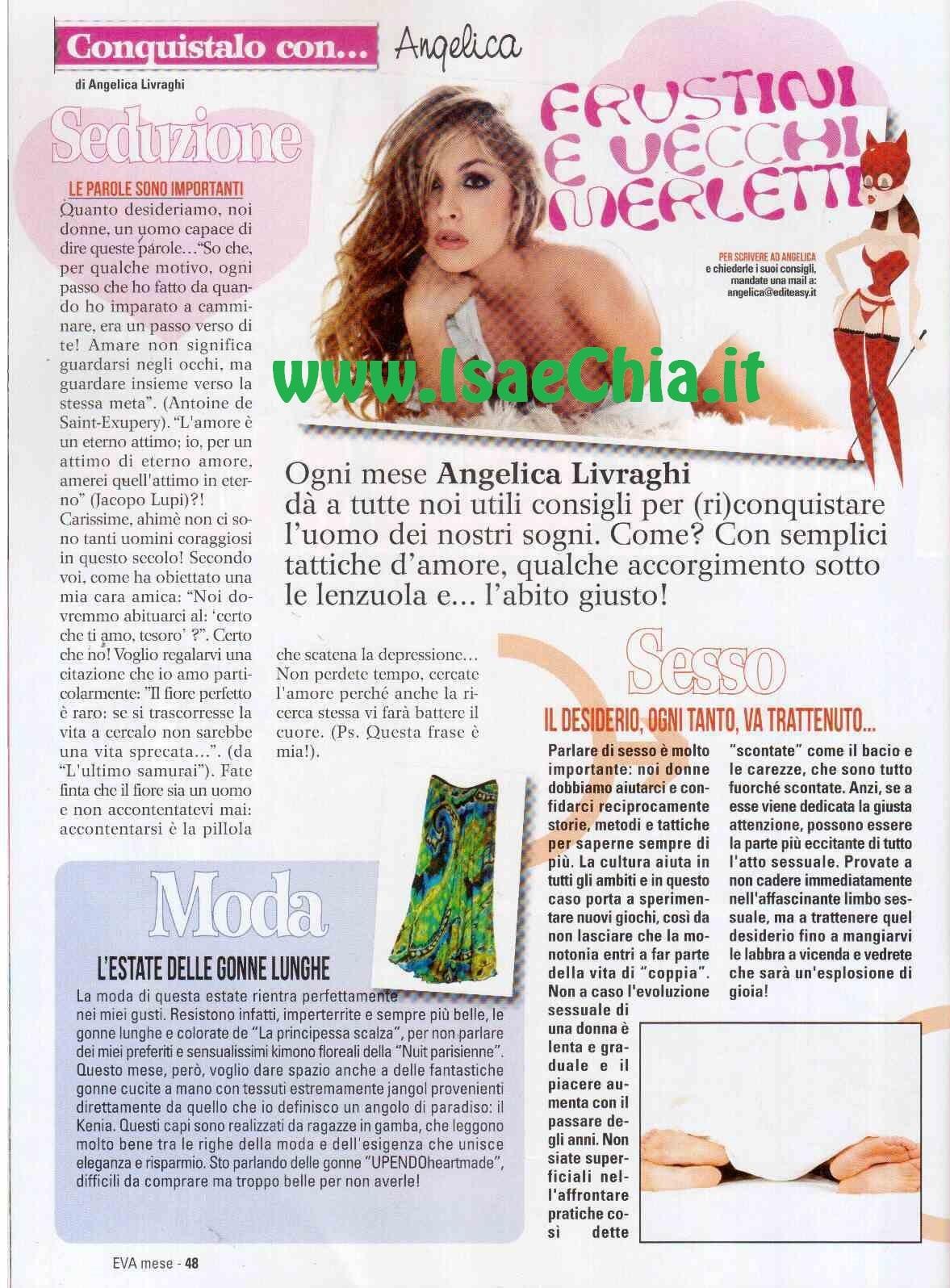 Angelica Livraghi Nude Photos 60