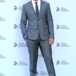 Novak Djokovic Foundation Dinner 2013 - Gerard Butler