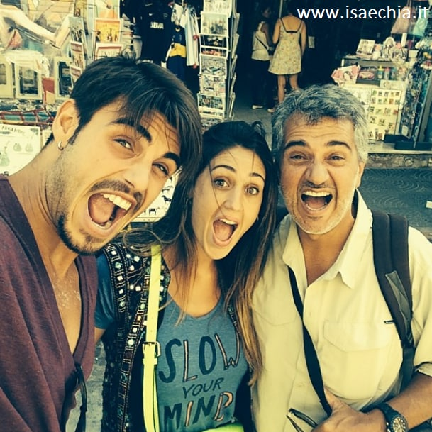 Francesco Monte e Cecilia Rodriguez: continua la vacanza ...